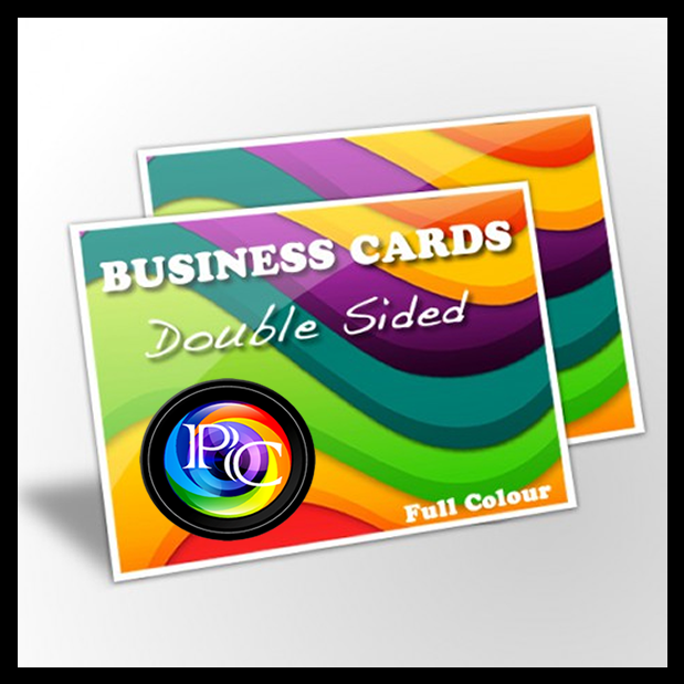 Budget cheap business card printing uk for free next day delivery 300 gsm budget business cards colourmoves Gallery