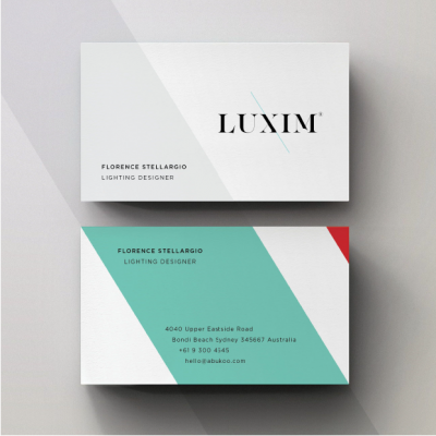 Next Day Business cards